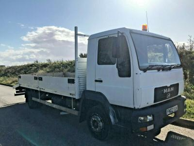 MAN 7.5 TON BEAVERTAIL RECOVERY PLANT WAGON LORRY TRUCK