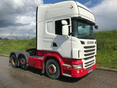 SCANIA R440 TRACTOR UNIT MANUAL GEARBOX WAGON LORRY TRUCK