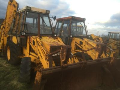 JCB 3CX REAR AXLE DIGGER DUMPER EXCAVATOR PARTS SPARES